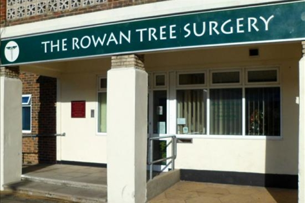 Closure Of Rowan Tree Surgery approved